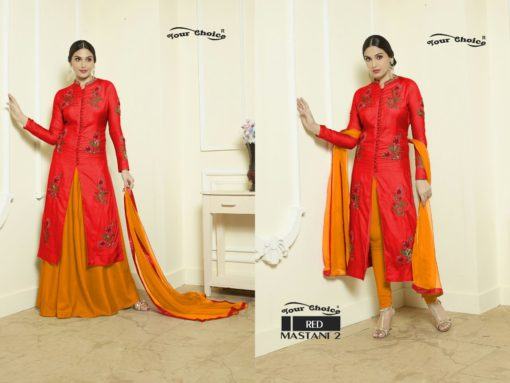 Mastani 2 suits by your choice