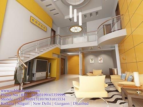 Best interiors of kolkata