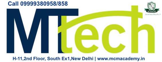 M.tech one year single sitting fast track degree course
