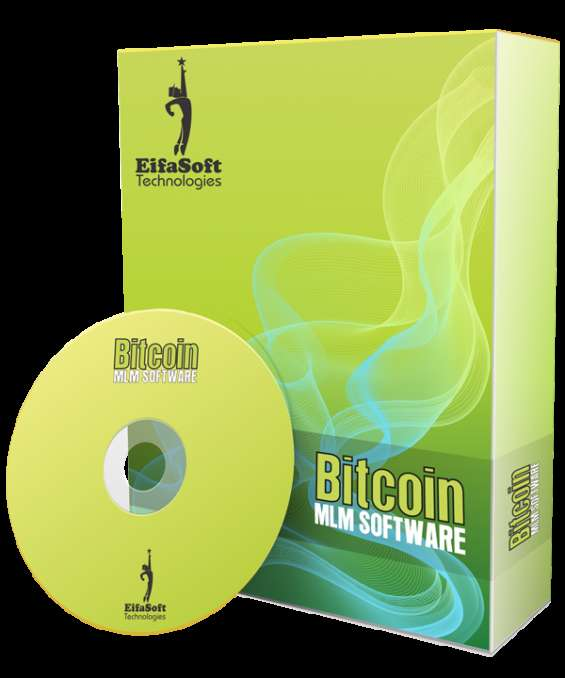 Bitcoin mlm software in india