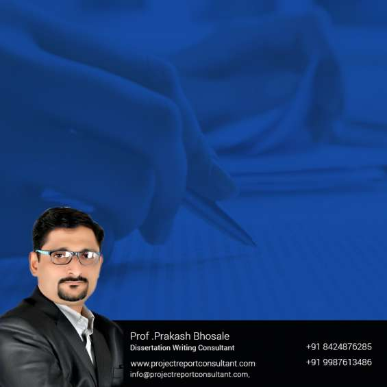 Ebranding india helps the students to write mba project