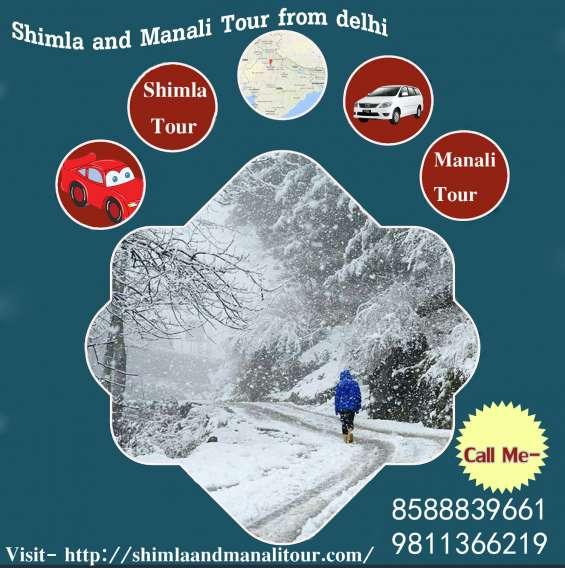 Kullu manali tour by car