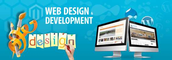 Web design and developent