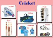 Yogi Sporting Goods is the perfect cricket store online for purchasing cricket gear
