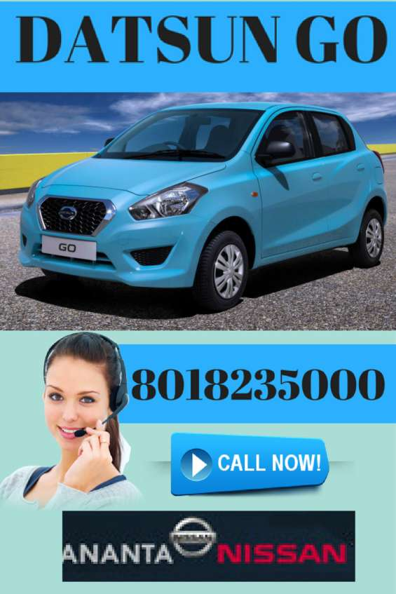 Buy all new model datsungo car