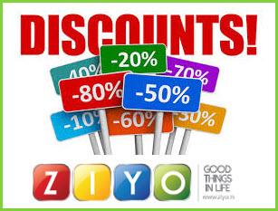 Ziyo offers !!