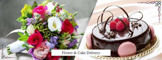 Great offer cakes and flowers for february 14 valentine