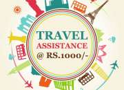 Travel assistance mtg tour