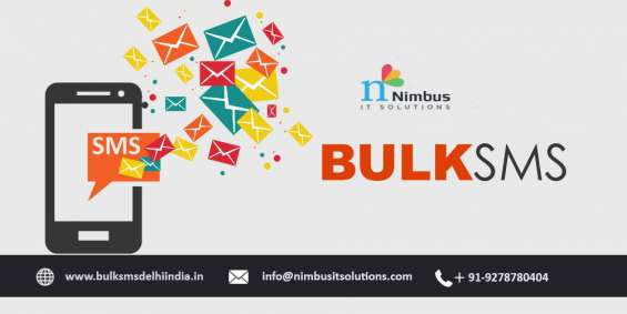 Bulk sms service - instant delivery