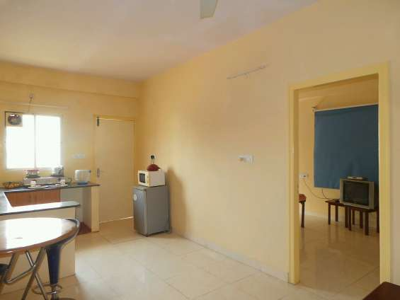 Family oriented furnished flats for rent - bellandur