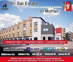 Residential, commercial, industrial property | it city mohali | sri sai estate
