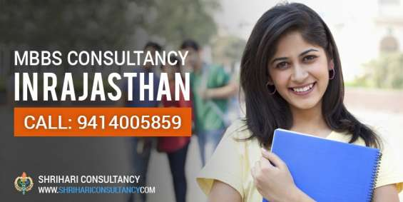 Are you looking for mbbs consultancy in jaipur, rajasthan, then we can help you. at shri hari consultancy you can get admission process knowledge for mbbs in foreign countries.