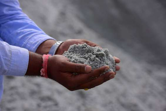 M sand for plastering