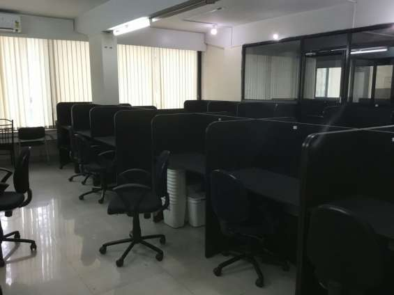 40 seater office space available for rent