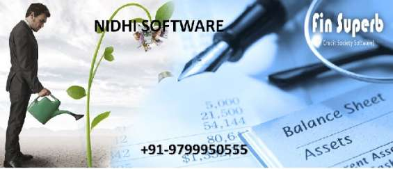 Bring precise workflow and functionality for your nidhi software company