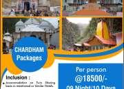 Chardhamyatra from haridwar