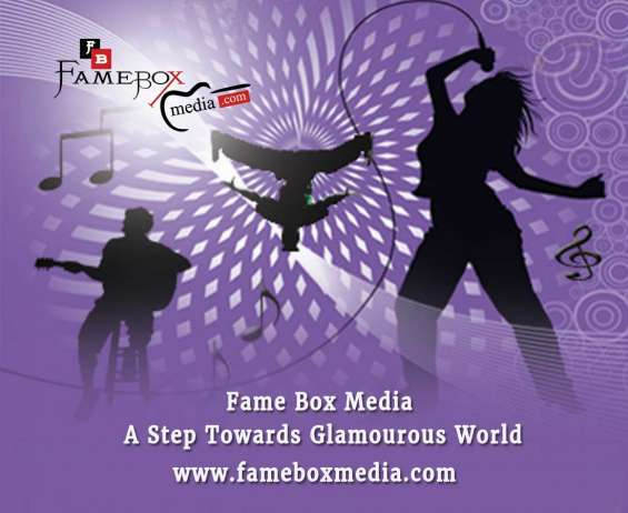 Fame box media a step towards glamourous world