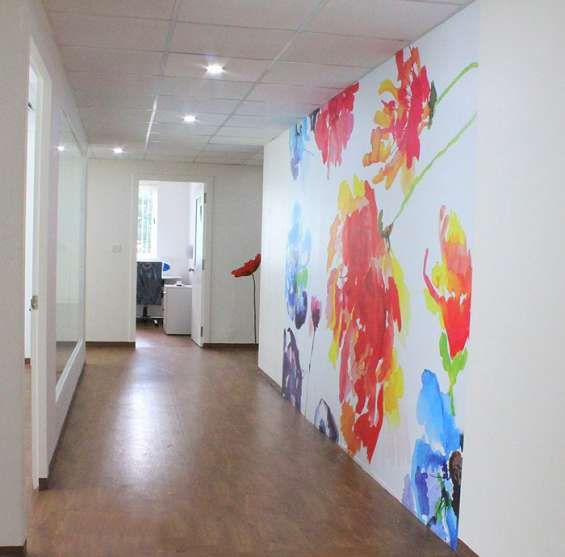 Well furnished office in jp nagar