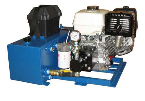 Hydraulic power packs manufacturer