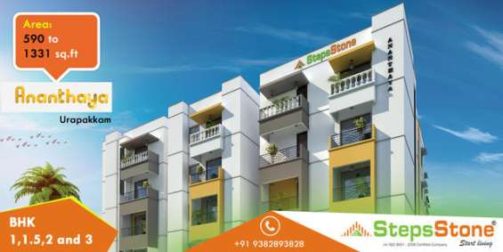 Apartments for sale in urapakkam