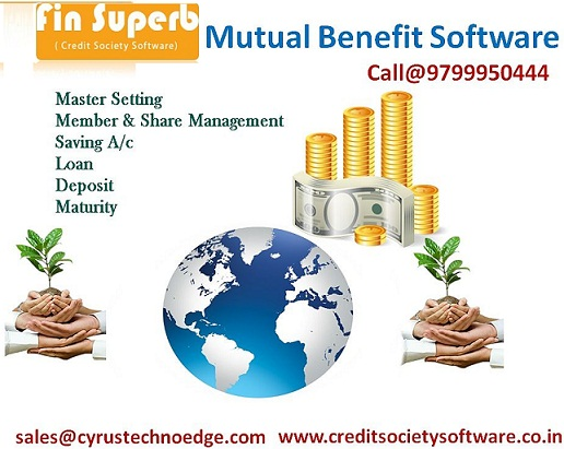 Why credit society software suggest nidhi software