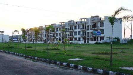 237 sqyds residential plots for sale in tdi city in mohali ,sector-117