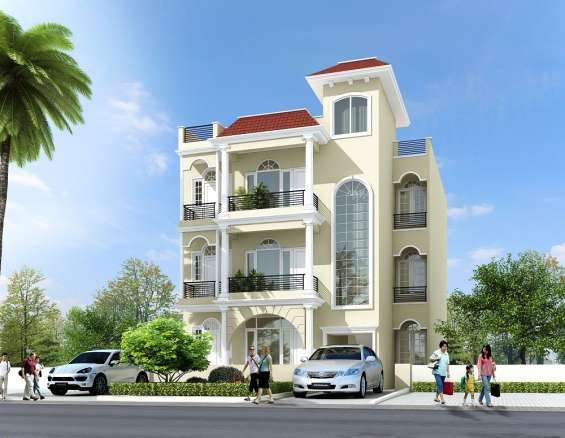 3 bhk floors in tdi connaught residency in mohali ,sector-74a