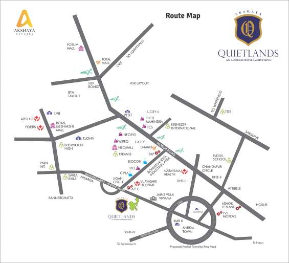 Akshya quietlands 106/2, haragadde village,jigani hobli,banglore-562106