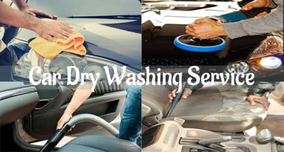 Best car dry cleaning delhi