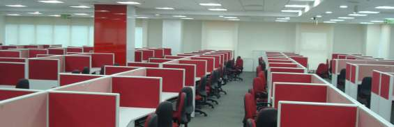 Plug & play 4500 sq ft- 30 seaters with power backup at mount road