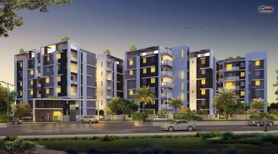 The sankalp - 2bhk 3bhk gated community flats and apartments in hyderabad near hitech city