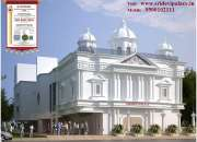 Best AC  Marriage and Wedding halls in Chennai