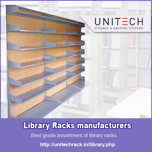 Library racks manufactures| display racks manufactures -unitechrack.