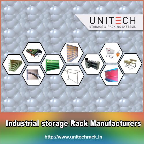 Metal rack manufacturers india | metal storage rack manufacturers- unitechrack