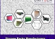 Storage Racks manufactures| Steel Storage Racks Manufacturers -unitechrack