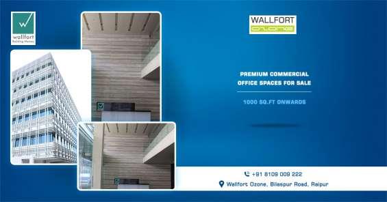 Commercial properties in raipur