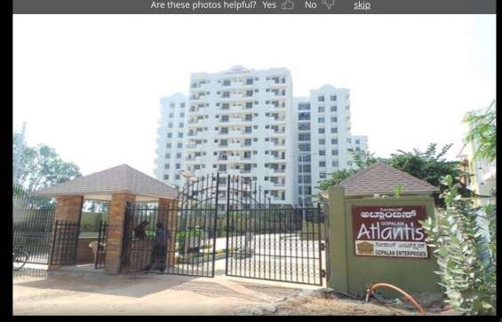 Apartmentgodrej electronic city phase1 2 bhk- 1175 sq ft1