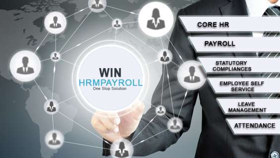 Hrm and payroll software@999/ month with 30-day free trial