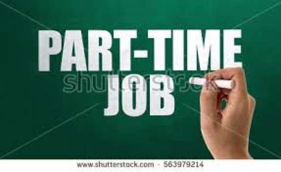 Part time job vacancy
