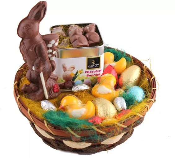 Buy online easter bunny chocolate gifts in bangalore