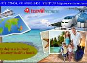 Best tour and travel packages at travel recourse