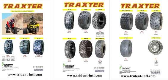 Quality atv tyres india