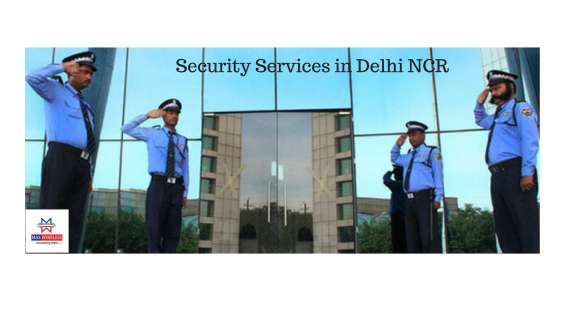 Well advanced security services in delhi ncr