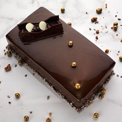 Buy belgium chocolate truffle (eggless) cakes online – smoor chocolates