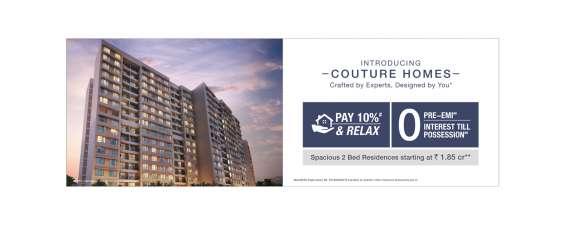 Godrej nova @godrej prime in chembur, central mumbai | 9266850850