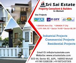 Plots for sale in aerocity, mohali | it city mohali | sri sai estate