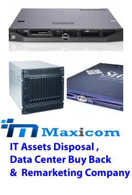 Buyback!!! used, pre-owned data center equipment in india