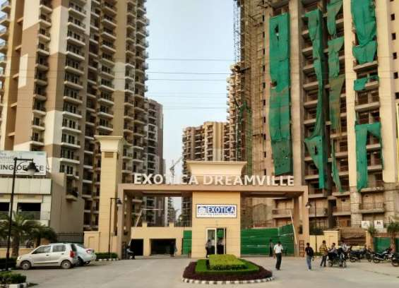 Exotica dreamville flats for sale rera no – upreraprj9577