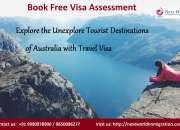Australia tourist visa consultant in delhi | visit visa | travel visa