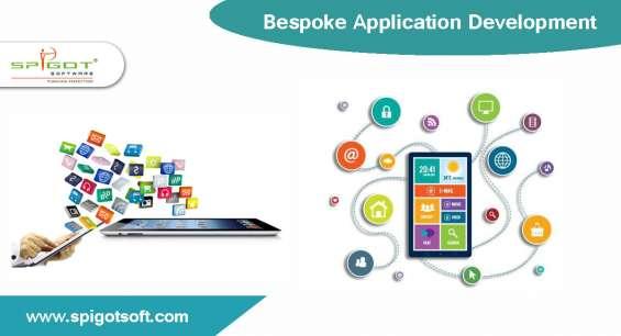 Bespoke application development
